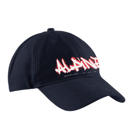 "Alpine Embroidered Dad Hat Black ""ALPINE"""