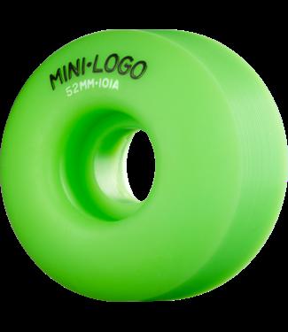Mini Logo C-Cut 101a 52mm Wheels Green