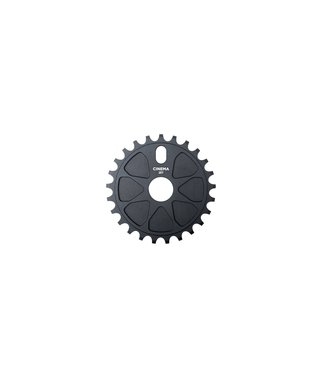 Cinema Rock Sprocket Black 25t
