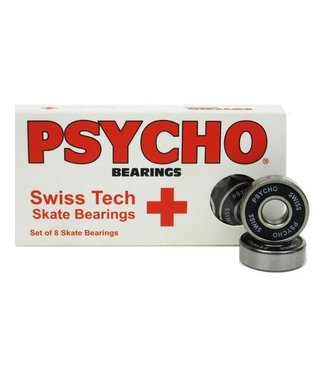 Psycho Bearings 8 Set
