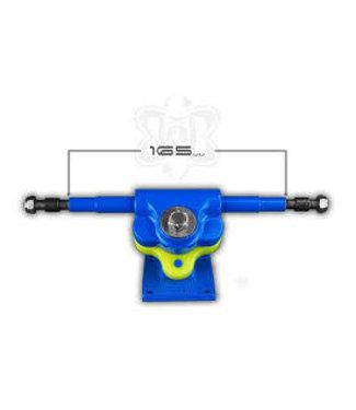 Roja Precision Trucks 165mm Blue
