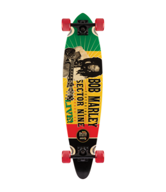 """Sector 9 Bob Marley Redemption Complete 8.5x34.5"""""""