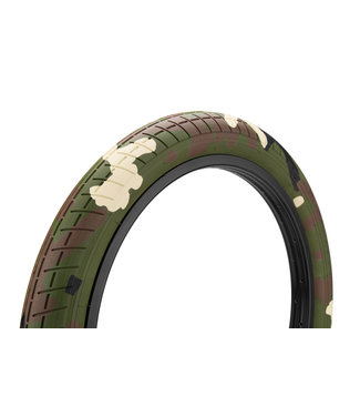 "Mission Tracker Tire 2.4"" Woodland Camo"