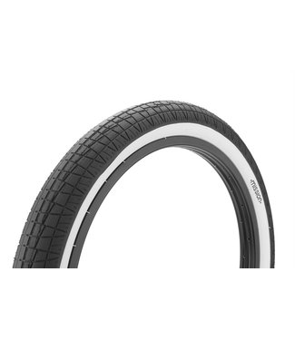 Mission Fleet Tire 2.4 White Wall