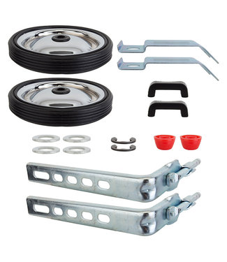 Sunlite Training Wheels 12-20in Steel Wheels