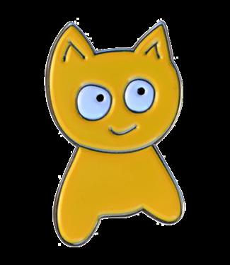 Meow Cat Pin :3