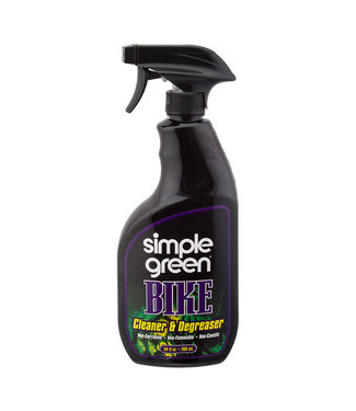 Simple Green Bike Cleaner/ Degreaser 24oz. Spray Bottle