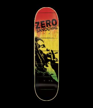 Zero Sandoval Burning Deck 8.25