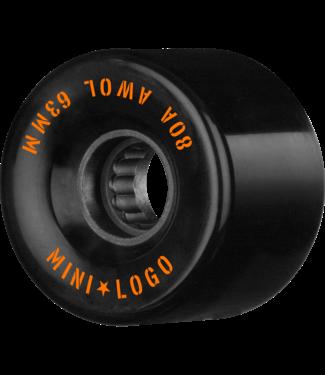 Mini Logo ATF A.W.O.L> 63mm 80a Black