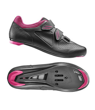 Liv Liv Regalo Shoe 41 Black/Fuchsia