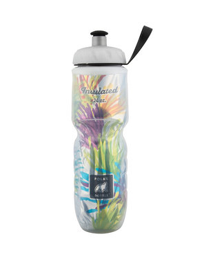 Polar Insulated Water Bottle 24oz Starburst
