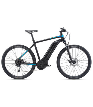 Giant Giant Explore E+ 4 GTS (2020) Black