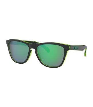 Oakley Frogskins Eclipse Green w/ Jade Iridium