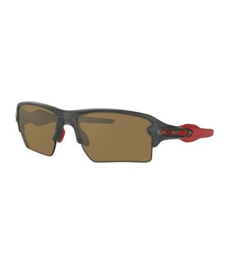 Oakley Flak 2.0 XL Matte Grey Smoke w/ Prizm Road