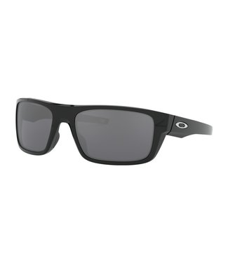 Oakley Drop Point Polarized Black w/ Black Iris