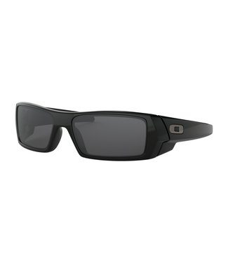 Oakley GasCan Polished Black w/Grey