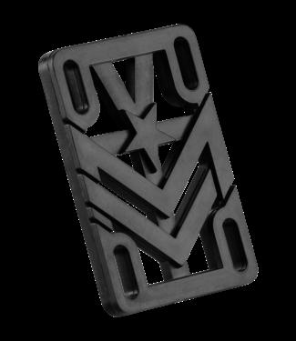 "Mini Logo 1/4"" Risers"