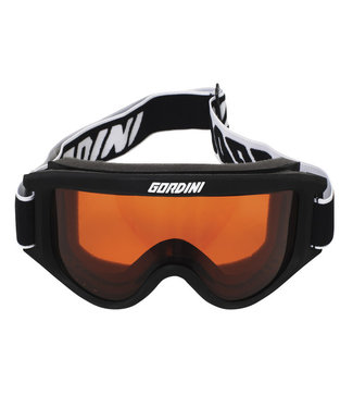 Gordini Gordini Starting Gate II Goggle Junior Series Black (Gold)