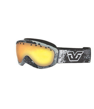 Gordini Gordini Ultra Vision Goggle Lady Black (Gold)