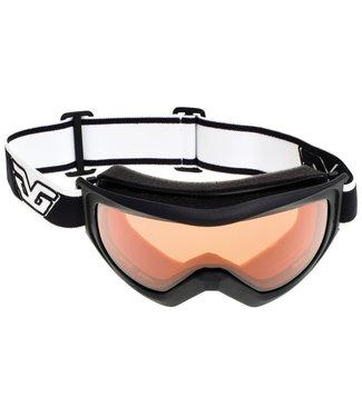 Gordini Gordini Crest Goggle Classic Series  Black (Clear)