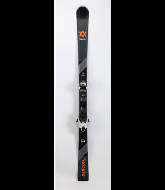 Marker Volkl Deacon XT Anthro/ Orange 168