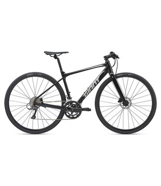 Giant FastRoad SL 3 (2020) Metallic Black L