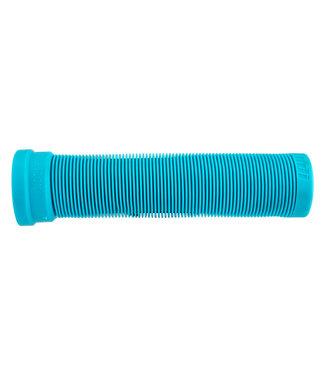ODI Longneck Super Soft Flangeless Grips Aqua