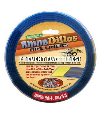 Rhinodillo Tube Protector Red 27x1-1/4 700x28-35