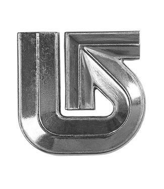 Burton Burton Aluminum Logo Mats Silver