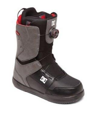 DC DC Scout Men's Boot Grey/Black
