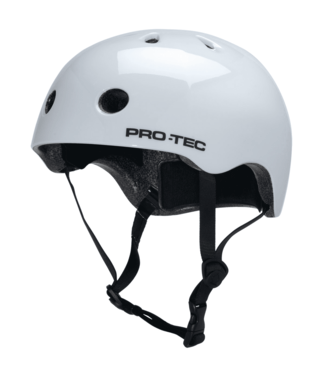 Pro-Tec Street Lite Helmet Gloss White