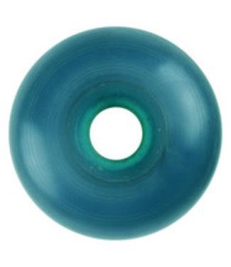 Blank Wheels 52mm Clear Blue