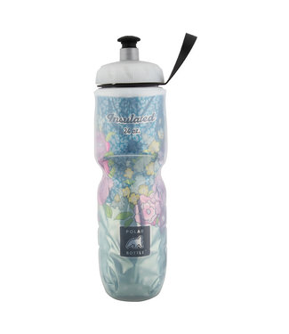 Polar Insulated Water Bottle 24oz Secret Garden