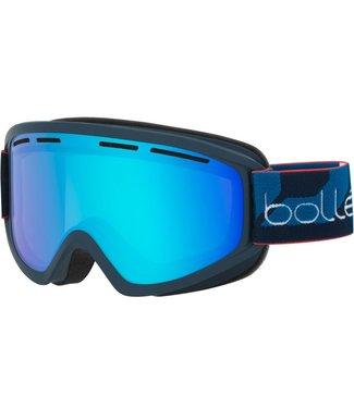 Bollé Bolle Schuss Matte Navy Light Vermilion Blue