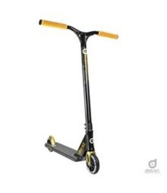 District Scooters C-Series C253 Complete Scooter - Black / Gold