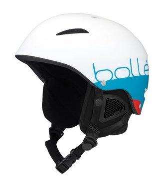 Bollé Bolle B-style Helmet Matt White Blue