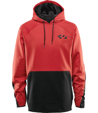 ThirtyTwo ThirtyTwo Reflex Tech Hoodie Red/ Black