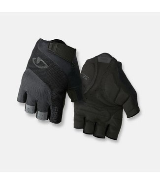 Giro Cycling Bravo Gel Road Gloves Black