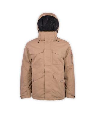 Boulder Gear Men's Teton Jacket Brown Buck