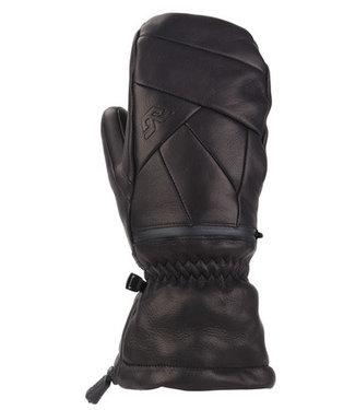 Gordini Gordini Leather Goose IV Mitt Black