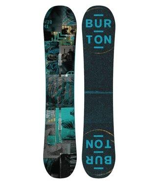 Burton Burton Descendant Snowboard Deck Blue 158