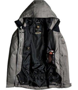DC DC Delinquent Jacket Grey