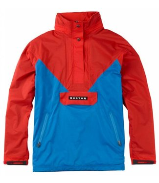 Burton Burton Mountain Freelight Windbreaker Lure Blue