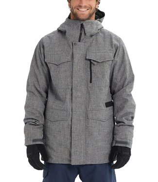 Burton Burton Covert Jacket Bog Heather