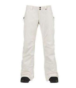 Burton Burton Society Snow Pant White