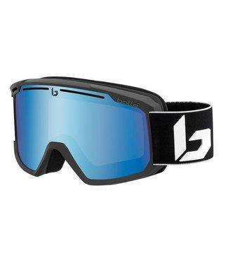Bollé Bolle Maddox Goggle Matte Black Corp Light Vermilion Blue
