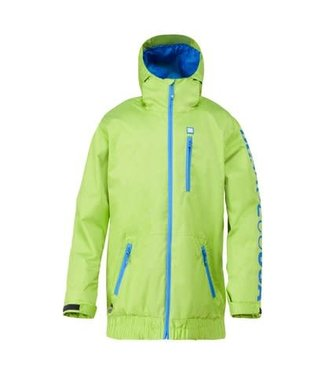 DC DC Ripley Jacket Lime Green