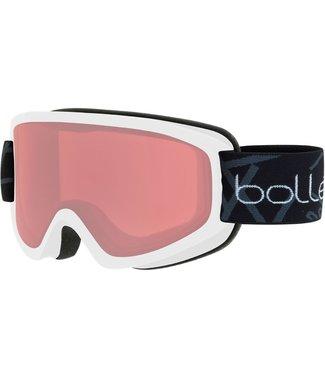 Bolle Freeze Goggle Matte White Vermillion