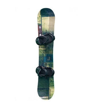 Burton Burton Process Snowboard Package Green 159