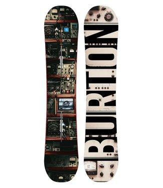 Burton Burton Blunt Snowboard Deck Black & White 156W